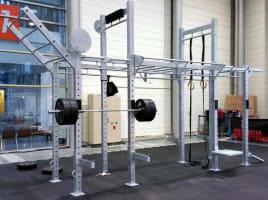 Cross-Training Rack Funktionaltraining NPG Station Outdoor Indoor Verzinkt oder RAL Farbe **selbst zusammenstellen**NEU**