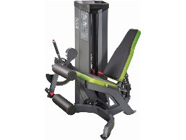 """NPG E - Line """"Leg Curl Extension Combo"""" 2 Machines in 1 """"NEW"""""""