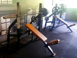 Hammer Strength Olympic Incline Bench - Schrägbankdrücken Regeneriert - Top Zustand !! Transport möglich!