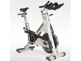 Star Trac Spinning-Bike NXT Silber TOP