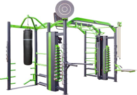 NPG C1 Cross-Training Turm Cage ***NEU*** Functional Training FUNCTIONAL RACK  (Transport+Montage möglich)