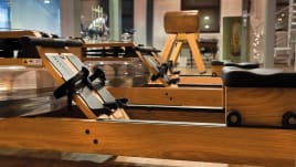 WaterRower Rowing Machine - Oak