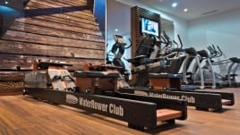 WaterRower Rowing Machine - Club-Sport