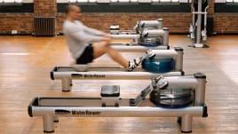 WaterRower M1 Rowing Machine - HiRise
