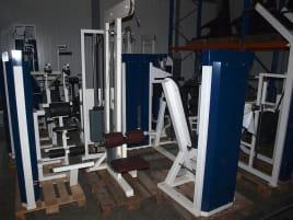 Competition Line Gerätepark, 20 Kraftgeräte, gebraucht