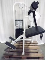 Cybex Hyperextension Machine Used