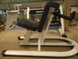 Dr. Wolff Hyperextension   Back Extension, adjustable, used