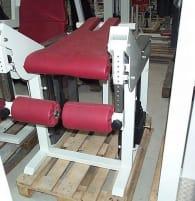 Dynamix Gluteus Radial   Pomaschine, Weiß, gebraucht
