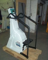 Ergo-Fit 1200 Stepper, used, including new display