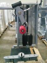 Gym 80 Sygnum Multi Hip ,Kickmaschine, Hüftpendel, silber, gebraucht