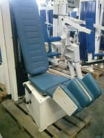 L+K Abductor and Adductor Combination, white, used