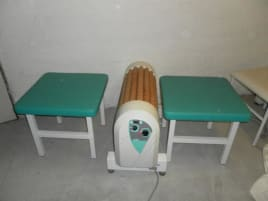 Miha Roll Massage Device, exhibition piece