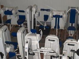 Nautilus Kraftgerätepark, Next Generation, 11 Fitnessgeräte, gebraucht