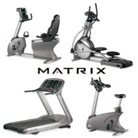 Matrix Cardio Equipment Package, T5x, E5x, U5x, R5x, 6 machines, used