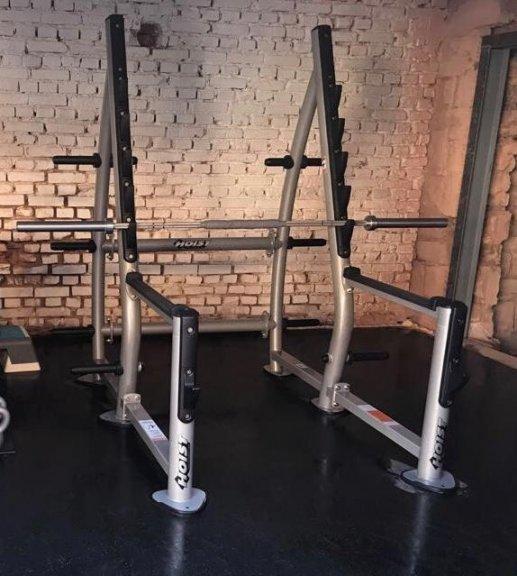 Used Squat Rack >> Ad Squat Rack Hoist New And Used