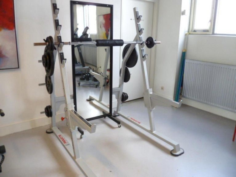 Used Squat Rack >> Ad Squat Rack Panatta New And Used