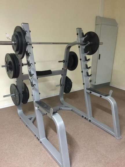 Used Squat Rack >> Ad Squat Rack Precor New And Used